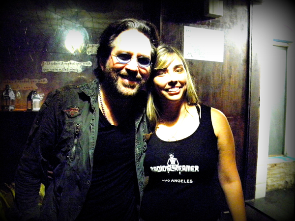 Claudia,  Brazil With and Kip Winger