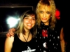 Claudia, Brazil With Michael Monroe