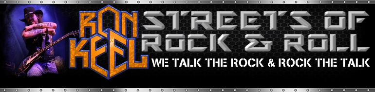 Ron Keel Streets of Rock & Roll #103 04-10-14