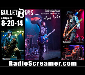 Interview with BulletBoys