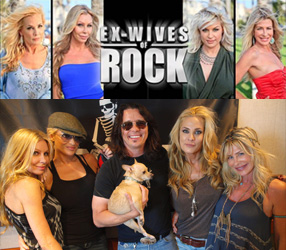Interview with the Ex-Wives of Rock