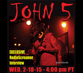 Interview with John 5