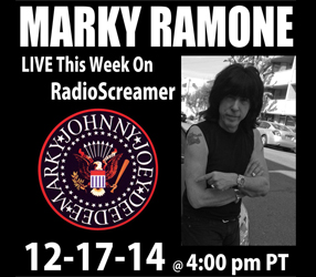 Interview with Marky Ramone
