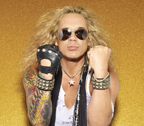 Michael Starr Steel Panther