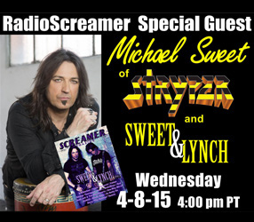 Interview with Michael Sweet