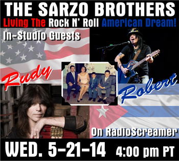 Interview with Rudy and Robert Sarzo