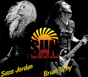 Interview with Brian Tichy and Sass Jordan of Something Unto Nothing (S.U.N.)