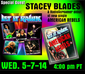 Interview with Stacey Blades