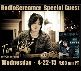 Interview with Tom Keifer