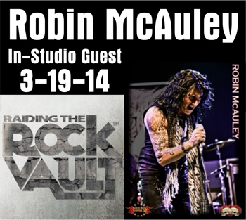 Interview with Robin McAuley